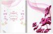 设计元素0090,设计元素,龙腾广告,花朵 设计元素 水红色