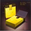 中秋月饼0091,中秋月饼,设计前沿封面包装,方形盒 黄色 小方凹口