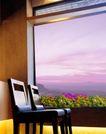 房地产0221,房地产,设计前沿封面包装,窗口 椅子 远景