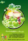 海报0042,海报,设计前沿封面包装,水果 拼盆 果汁