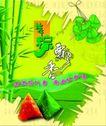 食品0203,食品,设计前沿封面包装,绳子 竹子 红棕肉
