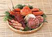 上盘海鲜0175,上盘海鲜,饮食水果,河蚌 龙虾 基围虾