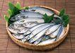 上盘海鲜0178,上盘海鲜,饮食水果,雕子鱼 一盘 竹盘