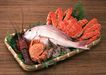 上盘海鲜0180,上盘海鲜,饮食水果,鳊鱼 熟食 美味