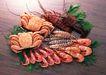 上盘海鲜0188,上盘海鲜,饮食水果,龙虾 虾仕
