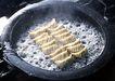 厨房料理0166,厨房料理,饮食水果,一锅煎饺