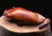 厨房料理0180,厨房料理,饮食水果,切菜板 鸭头 酱油