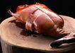 厨房料理0181,厨房料理,饮食水果,烤鸭 鸭肉