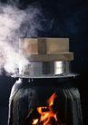 厨房料理0190,厨房料理,饮食水果,轻雾