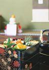 四季美食0194,四季美食,饮食水果,精美花纹