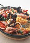 意大利面披萨沙拉0173,意大利面披萨沙拉,饮食水果,就餐 虾子 炒饭