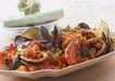 意大利面披萨沙拉0176,意大利面披萨沙拉,饮食水果,茄子 鸡蛋 红色