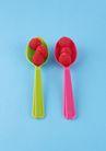 糖果及甜点0177,糖果及甜点,饮食水果,甜蜜 一对 绿色