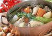 美食大赏0171,美食大赏,饮食水果,鸡汤 清炖 白菜