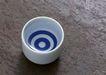 食物与器皿0171,食物与器皿,饮食水果,酒杯 蓝白色 地面
