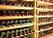食物与器皿0200,食物与器皿,饮食水果,酒窖里