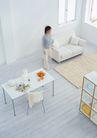 休闲居家0191,休闲居家,生活方式,白色沙发 柜子 主妇