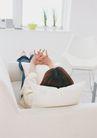 休闲居家0198,休闲居家,生活方式,躺着 枕头