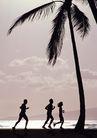 夏威夷0165,夏威夷,生活方式,晨跑