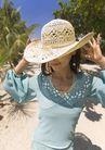 夏日少女海滩0182,夏日少女海滩,生活方式,太阳帽