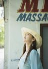 夏日少女海滩0187,夏日少女海滩,生活方式,侧脸