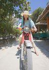 夏日少女海滩0191,夏日少女海滩,生活方式,轮胎 草帽
