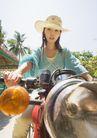 夏日少女海滩0193,夏日少女海滩,生活方式,驾驶车子