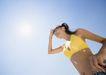 夏日泳装少女0150,夏日泳装少女,生活方式,烈日