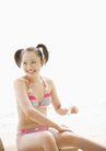 夏日泳装少女0156,夏日泳装少女,生活方式,开心女孩