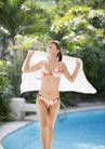 夏日泳装少女0168,夏日泳装少女,生活方式,迎着阳光