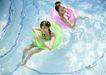 夏日泳装少女0174,夏日泳装少女,生活方式,清澈 清水 绿色