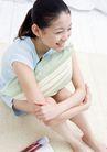 女性健康生活0175,女性健康生活,生活方式,假日 抱腿 可爱