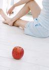 女性健康生活0178,女性健康生活,生活方式,苹果 红彤彤 夏天