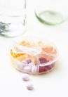 女性健康生活0198,女性健康生活,生活方式,药片 药盒