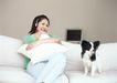 家有宠物0071,家有宠物,生活方式,宠物 在家 听音乐