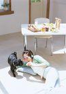 家有宠物0075,家有宠物,生活方式,食物 听音乐 休闲时光
