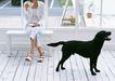 家有宠物0104,家有宠物,生活方式,黑狗 家有宠物 喝东西