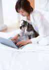 家有宠物0124,家有宠物,生活方式,居家女子