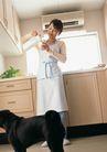 家有宠物0126,家有宠物,生活方式,厨房里