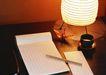 惬意风情0177,惬意风情,生活方式,咖啡 钢笔 纸鹤