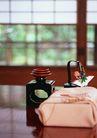 日式生活礼俗0178,日式生活礼俗,生活方式,玻璃 大门 木头