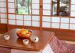 日式生活礼俗0191,日式生活礼俗,生活方式,桌子 茶杯