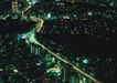 道路美景0198,道路美景,交通,繁华都市夜景