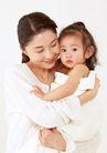 婴幼儿特写0192,婴幼儿特写,儿童,怀里的孩子 母爱