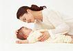 婴幼儿特写0196,婴幼儿特写,儿童,温柔母爱