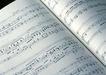 演奏乐器0197,演奏乐器,静物,黑色音符