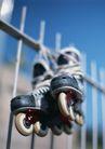 运动用品0194,运动用品,静物,一双轮滑鞋