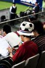 足球运动场0036,足球运动场,综合,戴着帽子 观众 座位