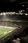 足球运动场0081,足球运动场,综合,看台 观众 密密麻麻的人