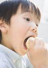 家中饮食0169,家中饮食,水果食品,张大嘴巴